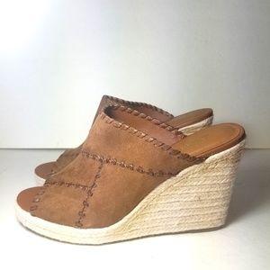 Crown Vintage Mariana Wedge Size 10